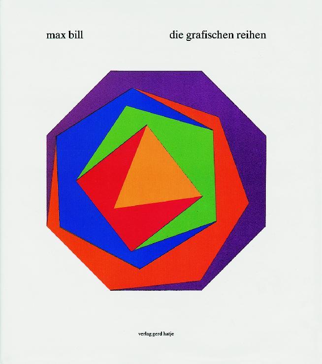 max bill the grafischen